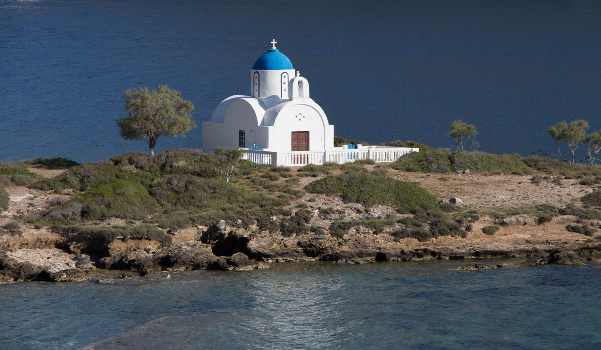 """Stage de Qi Gong """"Marche et Méditation"""" à Amorgos en Grèce"""