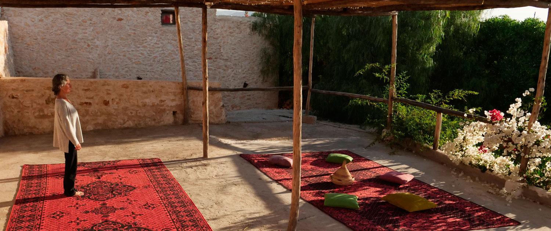 Stage qi gong au Maroc